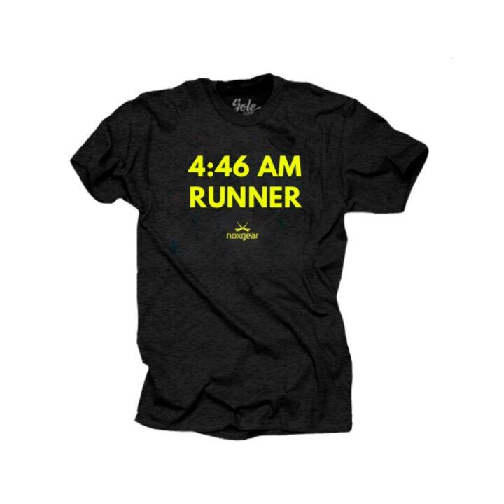 4:46 A.M. Runner